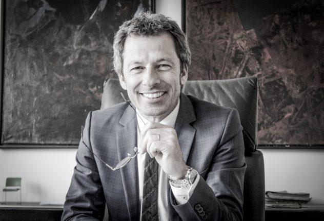 Rechtsanwalt Martin Lamster