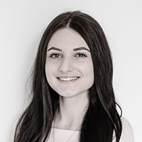 Ein Foto Kristina Cvetanovski Rechtsanwaltsfachangestellte