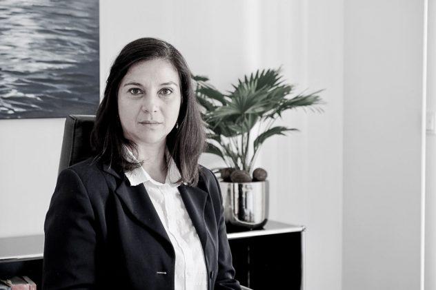 Rechtsanwältin Maria Tsianaka Kaiser