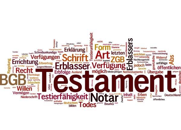 Infografik zum Berliner Testament