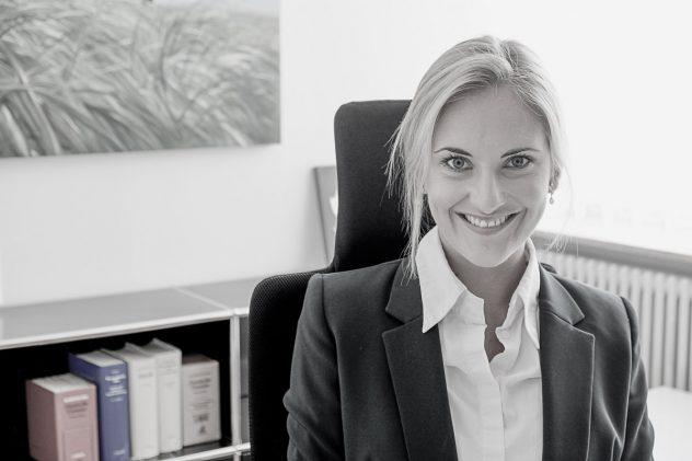 Rechtsanwältin Julia Kuberski