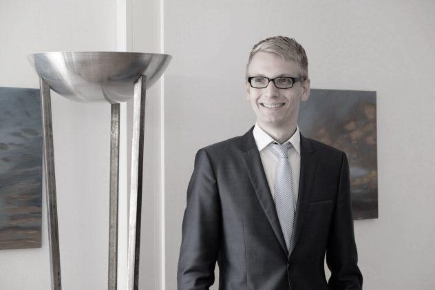Rechtsanwalt für Zivilrecht Philipp Porep aus der Kanzlei Lamster in Freiburg